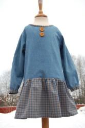 345 kjole dongrydongry