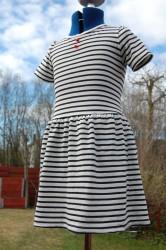 356 kjole striper