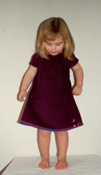 Lilla kjole,